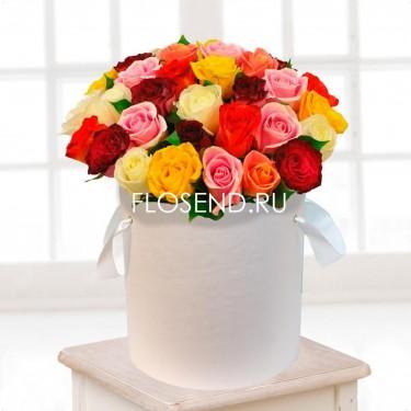 Цветы в коробке № 226